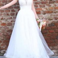 Rochie de mireasa model deosebit, Rochii de mireasa A-line