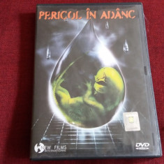 FILM DVD PERICOL IN ADANC, Romana