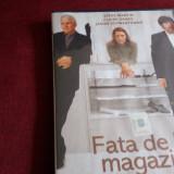 FILM DVD  FATA DE LA MAGAZIN