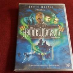 FILM DVD THE HAUNTED MANSION / CASA BANTUITA, Romana