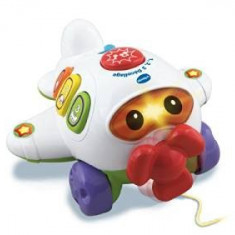 Elicopter interactiv cu sunete si lumini, Vtech Baby 1, 2, 3