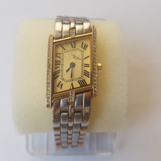 Ceas dama Cartier Paris H2053L - 899 lei, Quartz