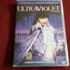 FILM DVD ULTRAVIOLET, Romana