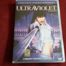 FILM DVD ULTRAVIOLET - Film SF, Romana