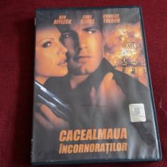 FILM DVD CACEALMAUA INCORNORATILOR - Film drama, Romana