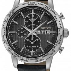Ceas original Seiko SPL049P2 World-Timer - Ceas barbatesc