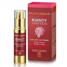 Bruno Vassari Kianty Viniferin Eyes & Lips - Crema de corp