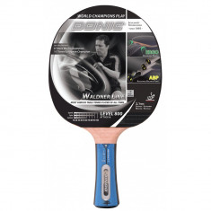 DONIC Paleta tenis de masa Attack New Waldner 800 include DVD - Paleta ping pong