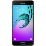 Samsung Galaxy A3 (2016) (A310) Single Sim GOLD, 16GB, 5MP, 13MP, LTE - Telefon Samsung