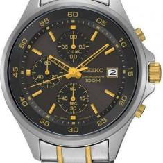 Ceas original Seiko Sports Cronograf SKS481P1