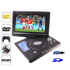LICHIDARE STOC! TELEVIZOR COMBO CU DVD, MP4 USB, CONSOLA JOCURI, TELECOMANDA, ANTENA - Televizor LCD, Sub 48 cm, HD Ready, Slot CI: 1, USB: 1, Intrare RF: 1