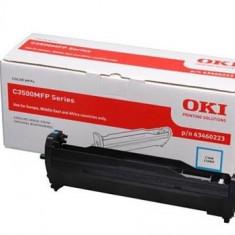 OKI Cilindru laser OKI seria C3520 / 3530 / MC350 / MC360 - Cyan - Cilindru imprimanta