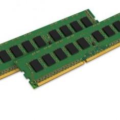 Kingston Memorie server KVR1333D3E9SK2/16G, DDR3, UDIMM, 16GB, 1333 MHz, CL9, 1.5V, ECC, kit