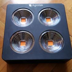 Lampa LED 400W Agrotek 800 pt stimularea cresterii plantelor (grow light)