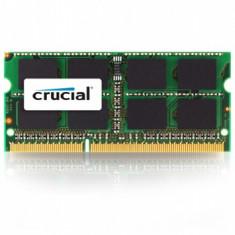 Crucial CT4G3S160BMCEU, 4GB DDR3 1600MHz CL11 SODIMM pentru Mac - Memorie RAM laptop