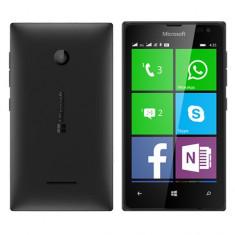 Microsoft Lumia 435 Dual SIM, negru - Telefon Microsoft