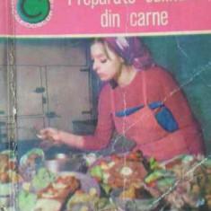 Preparate Culinare Din Carne - V. Brote, N. Ciobanu, 396890 - Carte Retete culinare internationale