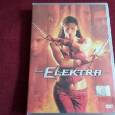 FILM DVD ELEKTRA - Film SF, Romana