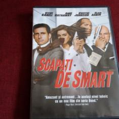 FILM DVD SCAPATI DE SMART - Film comedie, Romana