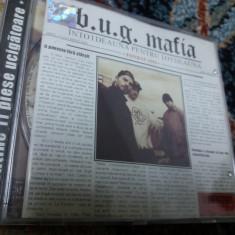 BUG MAFIA-INTOTDEAUNA PENTRU TOTDEAUNA-CD- ANUL 2000 - Muzica Hip Hop sony music