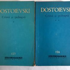 F. M. Dostoievski - Crima si pedeapsa {2 volume} - Roman