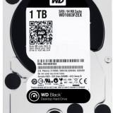 Hard disk Western Digital Black 1TB, SATA3, 64MB 7200rpm
