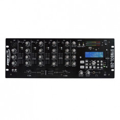 Consola DJ BST MIXER 5 CANALE USB/SD - Console DJ
