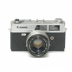 Canon Canonet QL19 - Aparat Foto cu Film Canon