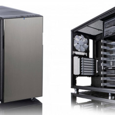 Carcasa Fractal Design Define R5, Middle Tower, gri, fara sursa - Carcasa PC