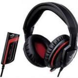 Casti Asus cu procesor audio 90-YAHI9180-UA00- Headset, 3.5mm, Asus Orion Pro, negru - Casca PC