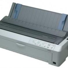 Imprimanta matriciala Epson FX-2190, 18 pins, 136 coloane, original+6 copii(pull tractor), 566 cps