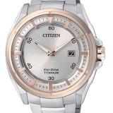 Ceas original Citizen Titanium AW1404-51A - Ceas barbatesc Citizen, Casual