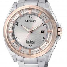 Ceas original Citizen Titanium AW1404-51A - Ceas barbatesc