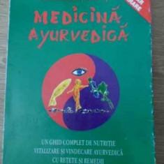 Medicina Ayurvedica - Alexandru Dobos, 396831 - Carte Medicina alternativa
