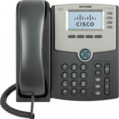 Cisco Cisco 4 Line IP Phone with Display, PoE and Gigabit PC Port SPA514G - Telefon VoIP