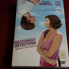 FILM DVD DETECTIVI DE CARTIER - Film comedie, Romana