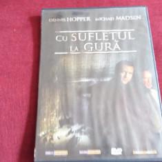 FILM DVD CU SUFLETUL LA GURA - Film actiune Altele, Romana