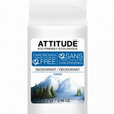 Attitude deodorant solid Force pentru barbati, 70g - Antiperspirant