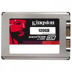 Kingston SSDNow KC380, 120GB SSD, mSATA, 1.8 inch