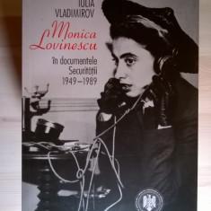 Iulia Vladimirov - Monica Lovinescu in documentele securitatii 1949-1989 - Biografie