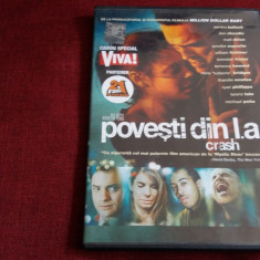 FILM DVD POVESTI DIN LA CRASH - Film romantice Altele, Romana