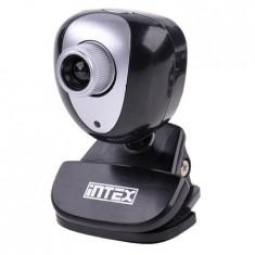 Camera web Intex KOM0091 PANTHER 100K, 800x600px, USB - Webcam
