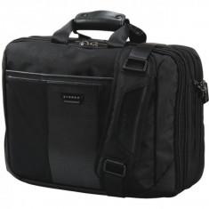 Everki Geanta Laptop Everki Versa Premium, 17.3 inch, negru, Nailon