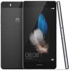 Huawei P8 Lite, dual sim, 16 GB, 5 inch, negru - Telefon Huawei