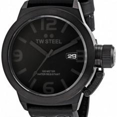 Ceas original TW-Steel Canteen Style - Ceas barbatesc TW Steel, Casual, Otel