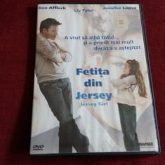 FILM DVD FETITA DIN JERSEY - Film drama Altele, Romana
