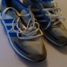 Vand adidas - Adidasi barbati, Marime: 44, Culoare: Gri