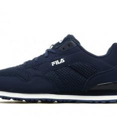 Fila, incaltaminte sport/casual, originali - Adidasi barbati FILA, Marime: 42, Culoare: Albastru