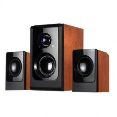 Serioux SoundBoost HT2100C, Sistem 2.1, 16W RMS - Boxe PC