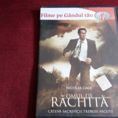 FILM DVD OMUL DE RACHITA - Film drama, Romana